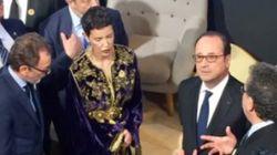 Lalla Meryem inaugure le pavillon Maroc au Salon du livre de