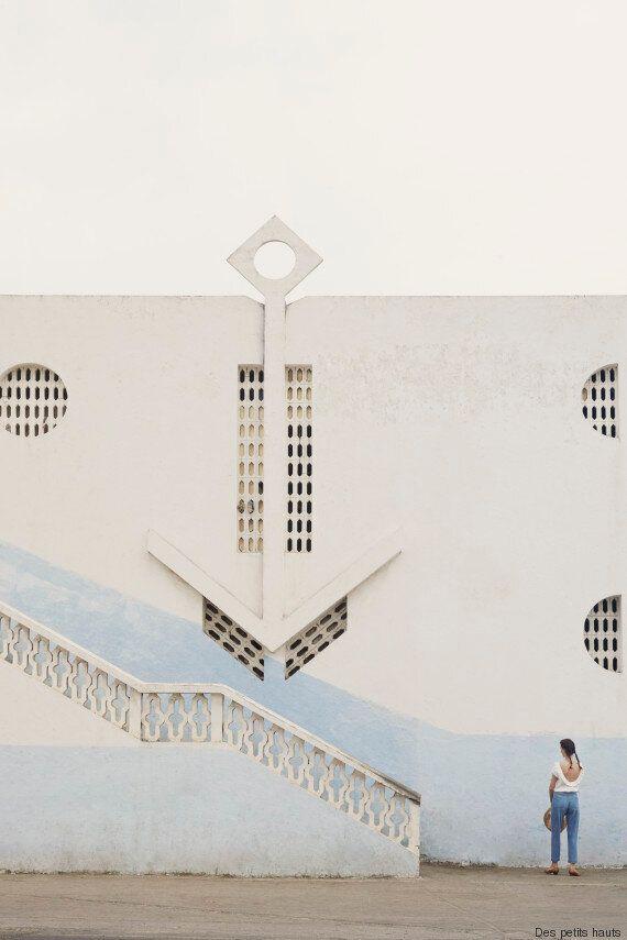 La marque française Des petits hauts shoote sa campagne à Tanger