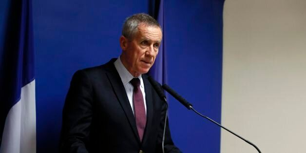 French public prosecutor of Paris Francois Molins addresses a press conference on March 18, 2017 in Paris,...