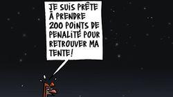 Le dessinateur de presse Antoine Chereau sort ses archives du rallye Aïcha des