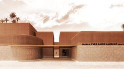 Le musée Yves Saint Laurent de Marrakech ouvrira le 19