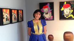 Sarroura Libre: L'artiste pop made in