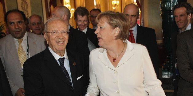 Visite de Merkel en Tunisie: Et si Béji Caïd Essebsi évoquait l'adhésion à