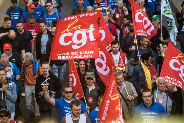 C'est à l'appel de la CGT que la plupart des organisations syndicales descendent dans les rues...