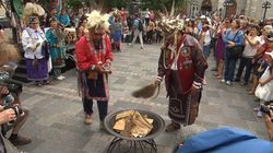 Les autochtones aspirent à une renaissance
