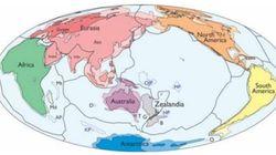 Des chercheurs pensent avoir découvert Zealandia, le septième