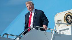 Trump repart en campagne après un premier mois chaotique à la Maison