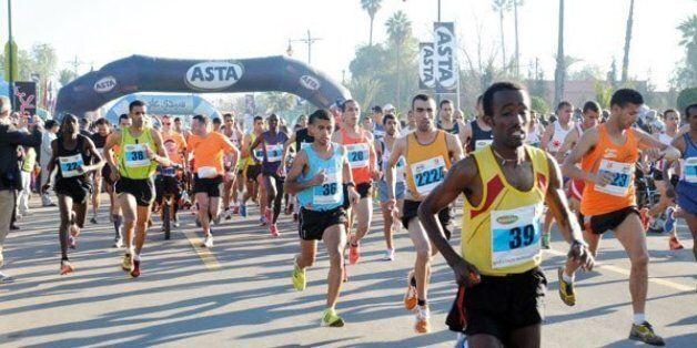 L'Ethiopie domine le marathon de