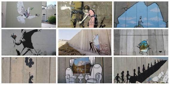 Le street artist Banksy ouvre un hôtel en