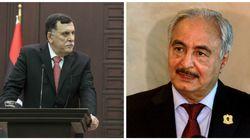 Libye: Haftar et el-Sarraj au Caire pour des