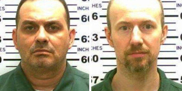 Nouveaux témoignages concernant les 2 évadés d'une prison de l'État de New
