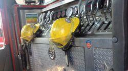 Trêve des moyens de pression des pompiers pour Jean