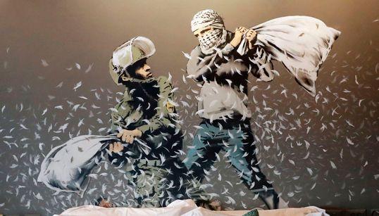 Banksy ouvre un