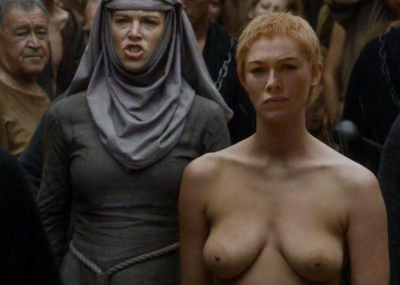Game of Thrones: Cersei nue, c'était en fait une doublure