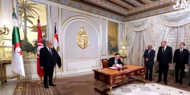 Crise libyenne: Signature de l'accord de