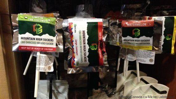 Le Colorado a une longueur d'avance quant à la production de produits comestibles dérivés de la