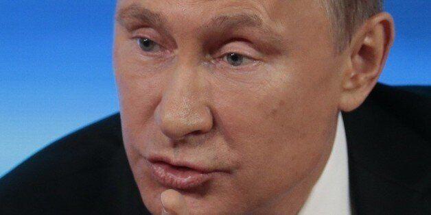 Le président russe Vladimir Poutine veut réintégrer le