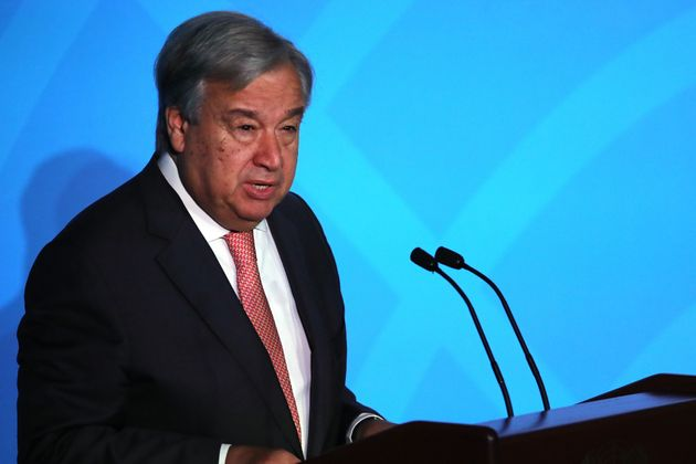 グテレス国連事務総長