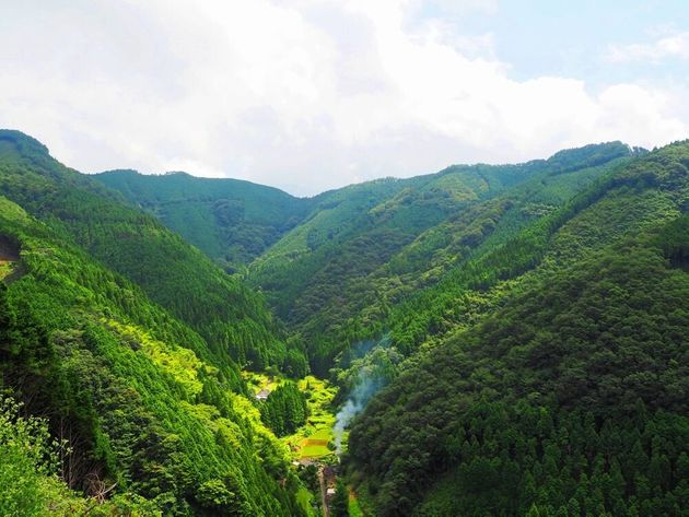 高知県梼原町