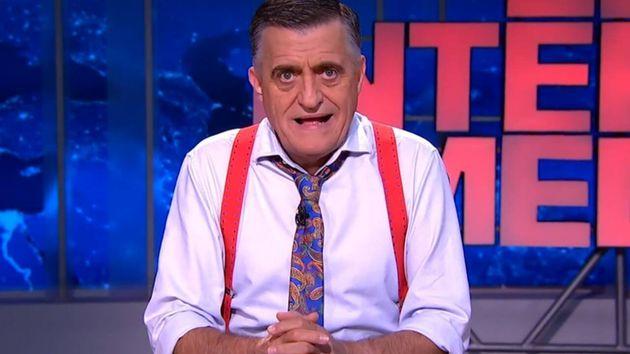 El presentador de El Intermedio, El Gran