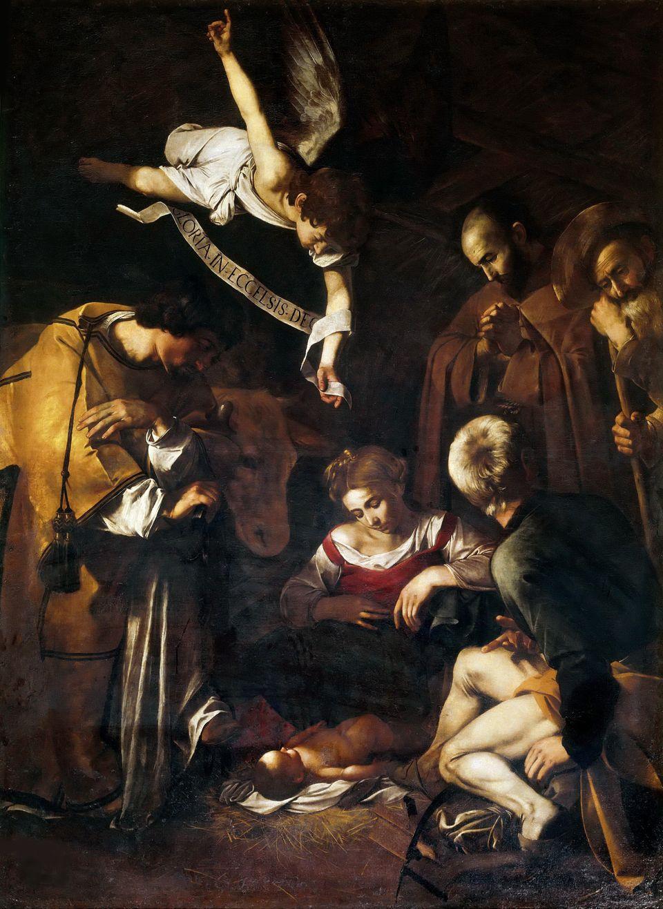 Το αριστούργημα του Καραβάτζιο που έκλεψε η Μαφία και έκρυβε στο σπίτι του «Νονός» της Κόζα