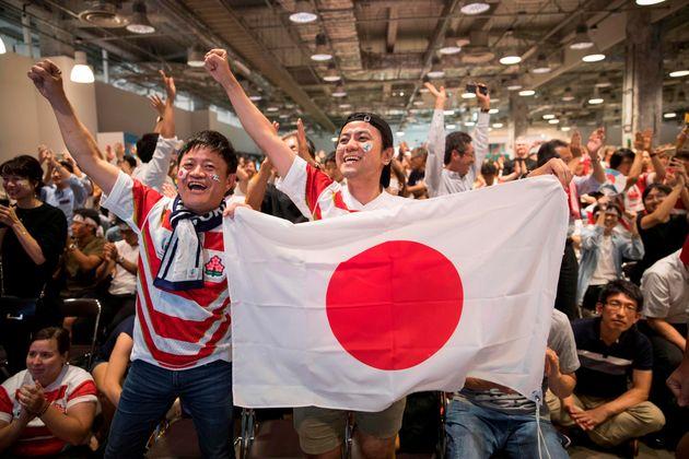 ラグビーワールドカップ「日本VSロシア」、平均視聴率18.3%。最高瞬間25.5%はどのシーン?