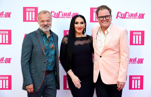 RuPauls Drag Race UK Bosses Tried (In Vain) To Tone Down Queens Swearing, Claims Alan Carr