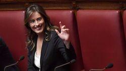 Maria Elena Boschi è la capogruppo di Italia Viva alla