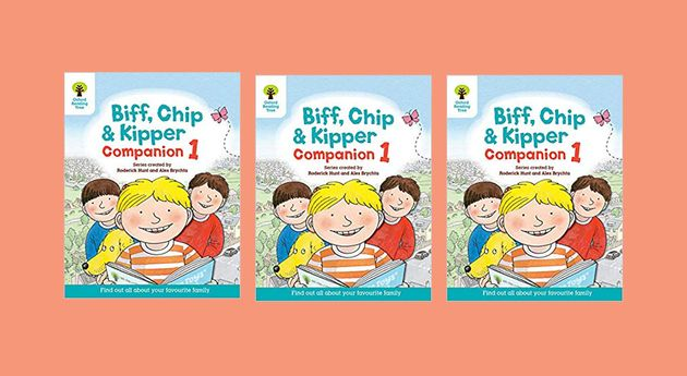 Biff And Chip Are Actually Called Elizabeth And David – And People Cant Get Over It