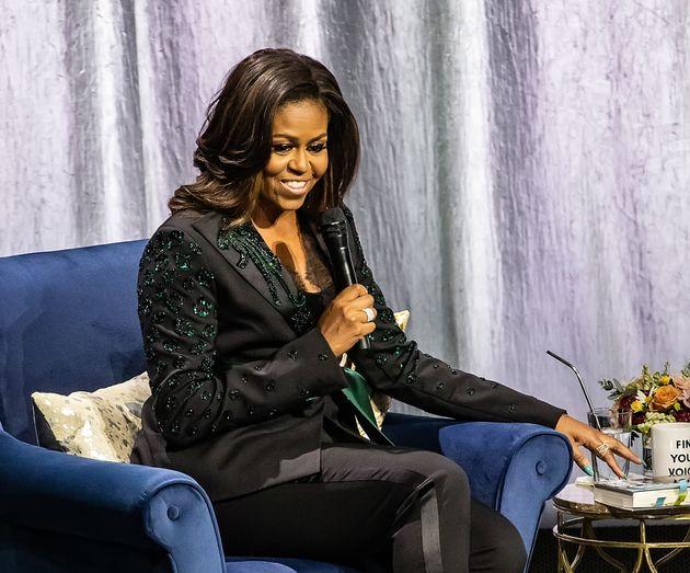 Photo d'archives de Michelle