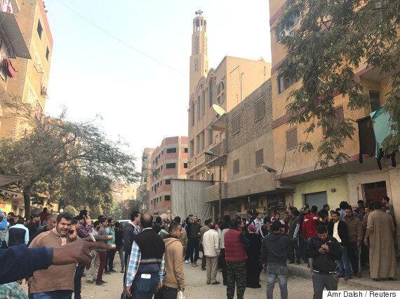 Égypte: 9 morts dans une attaque terroriste contre une