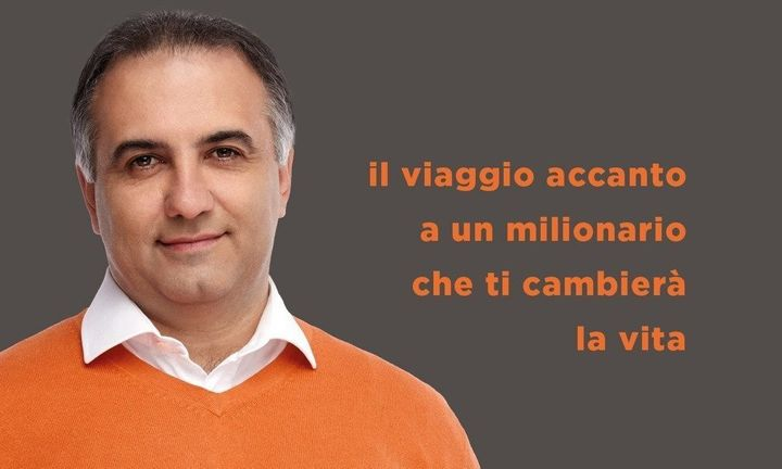 Alfio Bardolla e nato in Valchiavenna quarantasei anni fa da famiglia modesta.