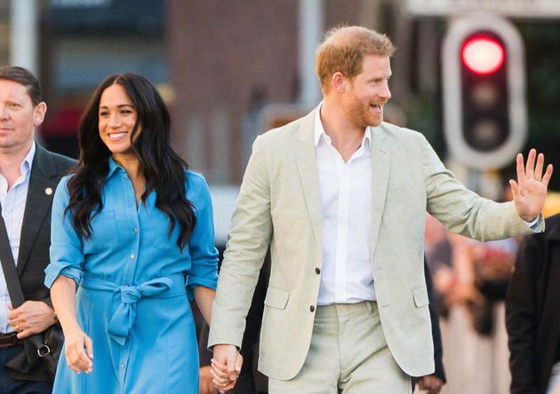 Hes The Best Dad: Meghan Markle Praises Prince Harry During Visit To Cape Town Beach