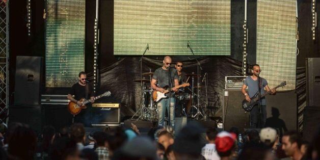 Pour la sortie de son premier album, le groupe de rock marocain, General Rest In Peace, démarre une tournée