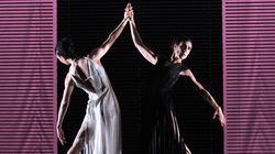 La grâce de Blanca Li et de Maria Alexandrova dans