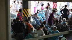 김포 요양병원 화재, 상가 사람들이 더 큰 피해