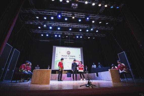 Le Maroc s'impose face à la Suisse en match d'improvisation