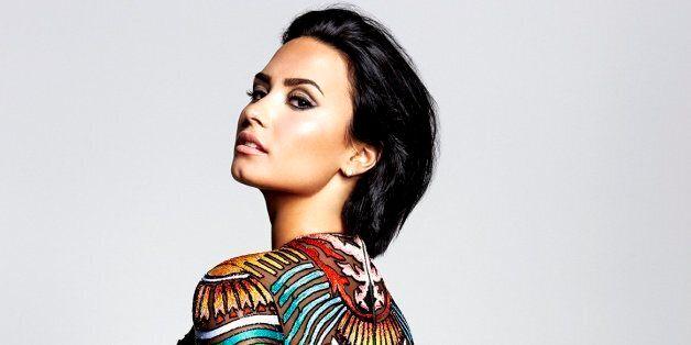 Demi Lovato revient sur scène à Olm