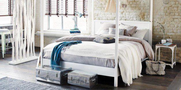 10 idées pour booster la déco de sa chambre à coucher | Al ...