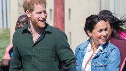 Meghan Markle et le prince Harry brisent la tradition et s'embrassent en