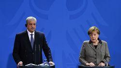 Sellal et Merkel s'entretiennent au téléphone au lendemain du report de sa visite à