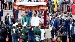 Le roi Mohammed VI et Alpha Condé réaffirment les liens d'amitié et de coopération du Maroc et de la