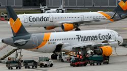 Στα πρόθυρα της κατάρρευσης γνωστή αεροπορική εταιρεία λόγω Thomas