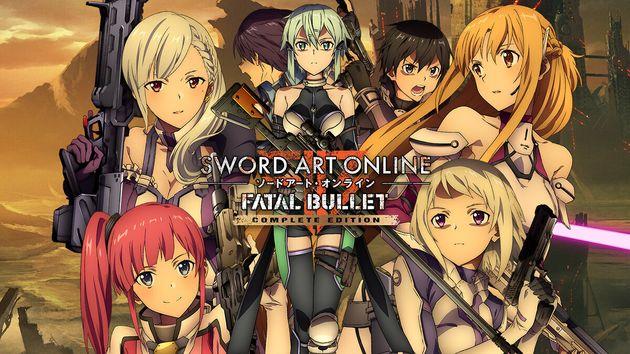 Sword Art Online Fatal