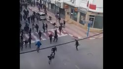 Hooliganisme: Arrestation de 16 personnes suite au match