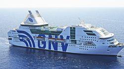 Une nouvelle ligne maritime entre Barcelone et