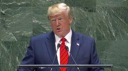 Donald Trump en la ONU: