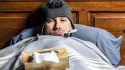 La grippe d'homme existe vraiment, c'est