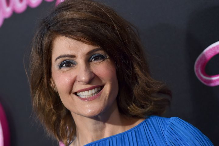 Nia Vardalos has shared about her adoption experience and parenthood.