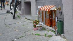 En Suède, de minuscules boutiques pour souris s'installent aux coins des